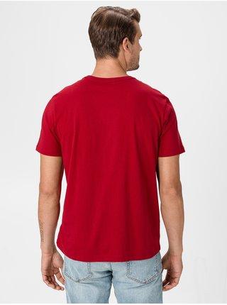 Tričko GAP Logo Červená