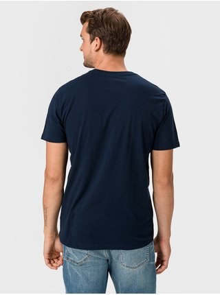 Modré pánské tričko GAP Logo 2-Pack