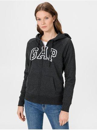 Šedá dámska mikina GAP Logo