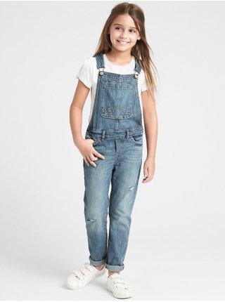 Modrý holčičí džínový overal GAP