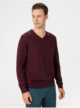 Fialový pánsky sveter GAP