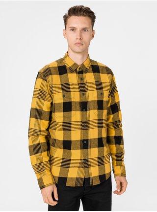 Žltá pánska košeľa GAP