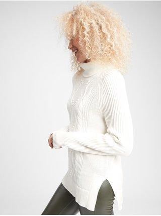 Biely dámsky sveter GAP