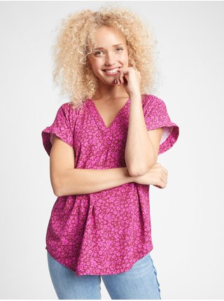 Ružové dámske tričko GAP