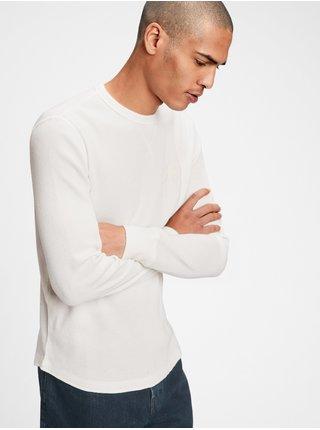 Bílé pánské tričko GAP