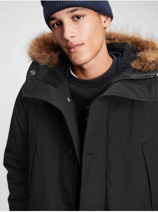 Čierny pánsky kabát GAP