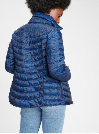 Modrá dámska bunda GAP