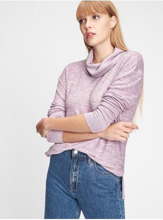 Fialový dámsky sveter GAP