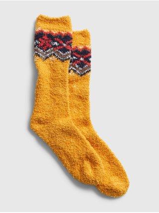 Žluté pánské ponožky GAP