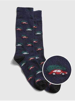 Ponožky GAP Modrá
