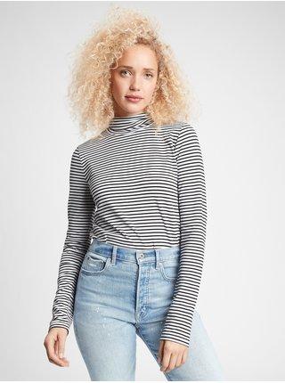 Barevné dámské tričko s rolákem GAP