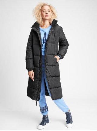 Černý dámský kabát GAP