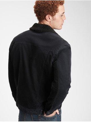 Černá pánská bunda GAP