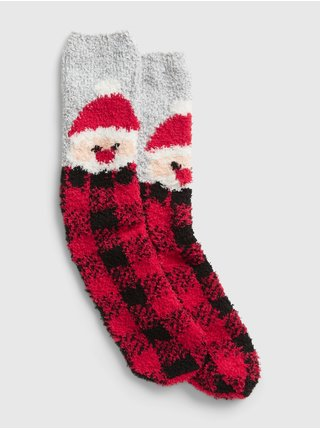 Červené dámské ponožky GAP