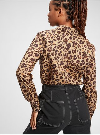 Barevná dámská košile GAP