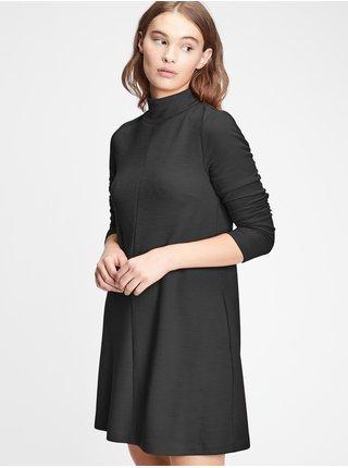 Šaty GAP Čierna