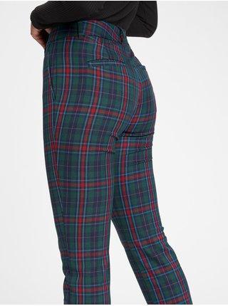 Barevné dámské kalhoty GAP Slim