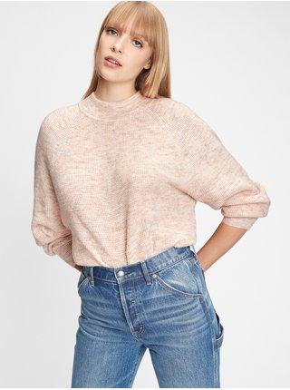 Béžový dámský svetr GAP