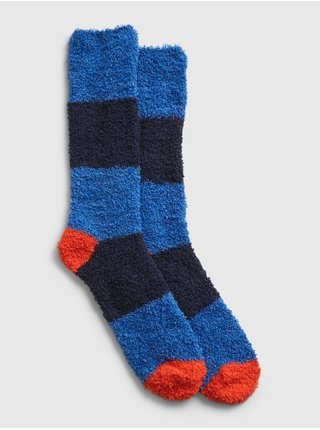 Modré pánske ponožky GAP
