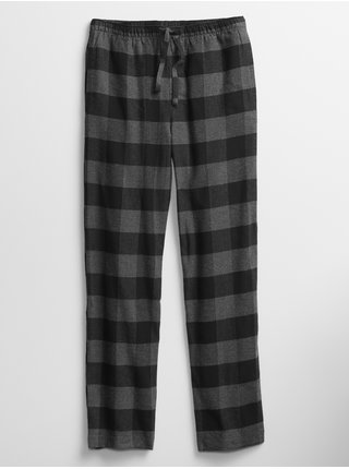Šedé pánske pyžamové nohavice GAP