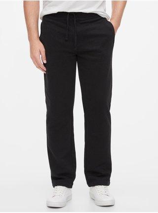 Čierne pánske nohavice GAP