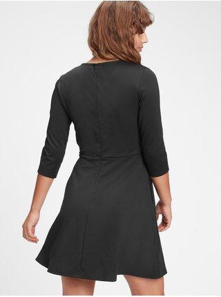 Černé dámské šaty GAP