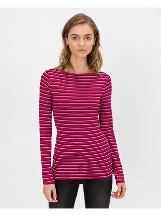 Růžové dámské tričko GAP