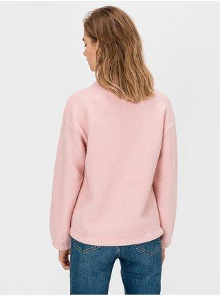 Ružová dámska mikina GAP