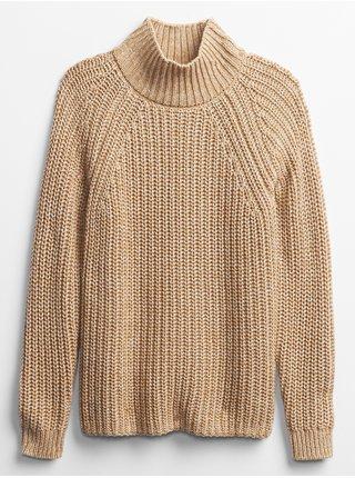 Hnedý dámsky sveter GAP
