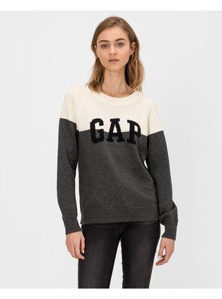 Černý dámský svetr GAP Logo