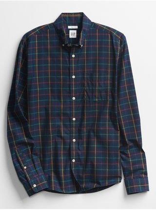 Tmavě modrá pánská košile GAP