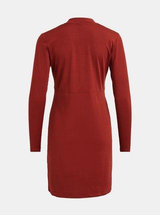 Tehlové šaty VILA