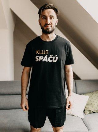 Černé pánské pyžamo ZOOT Original Klub spáčů