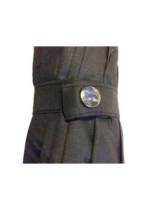 Pierre Cardin Noire luxusní plně automatický pánský deštník - Černá