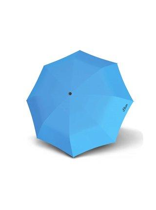 s.Oliver Fruit Cocktail Pure Blue skládací deštník s kulatou rukojetí - Světle modrá