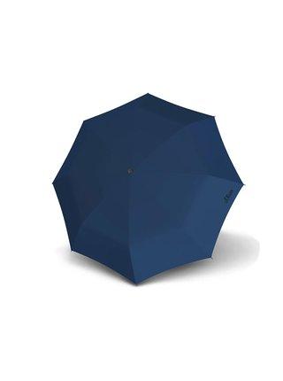 s.Oliver Fruit Cocktail Classy Blue skládací deštník s kulatou rukojetí - Modrá
