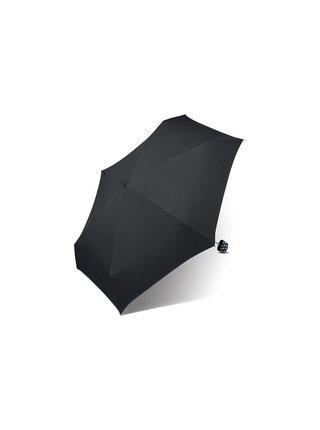 Pierre Cardin MYBRELLA CARBON pánský deštník v krabičce - Černá