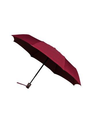 miniMAX® Royal bordó plně automatický skládací deštník - Vínová