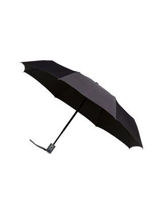 miniMAX® Royal Black plně automatický skládací deštník - Černá