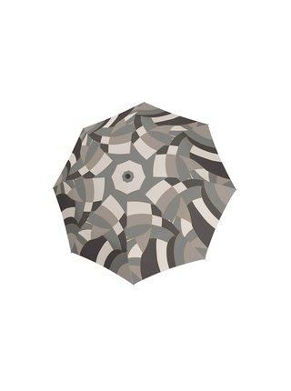 Doppler Magic Carbonsteel Euphoria plně automatický deštník - Šedá
