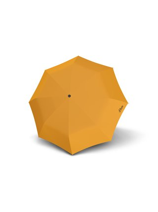 s.Oliver Smart Uni Seasonal Golden Sand skládací mini deštník - Hořčicová