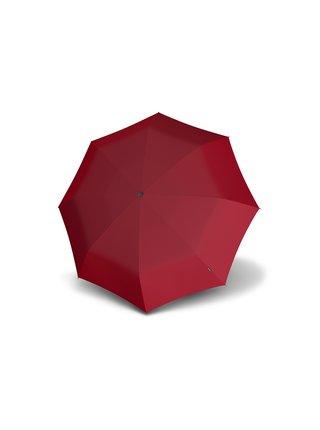 KNIRPS T.010 Small Dark Red dámský mini deštník - Červená