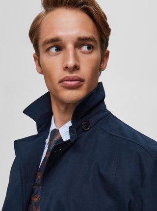 Modrý kabát Selected Homme