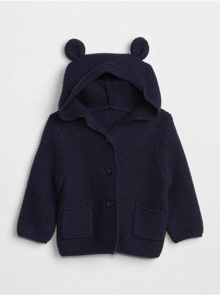 Modrý chlapčenský sveter GAP