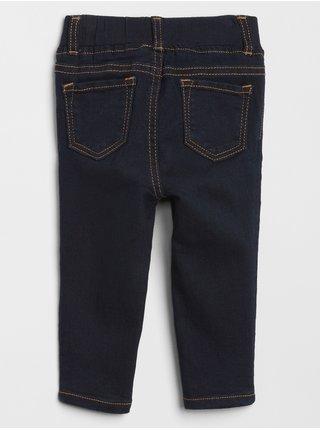 Tmavě modré holčičí džíny GAP Jeggings