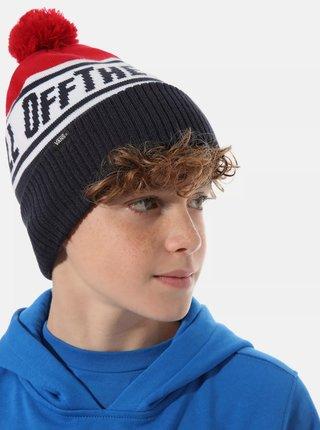 Modrá chlapčenská čiapka VANS