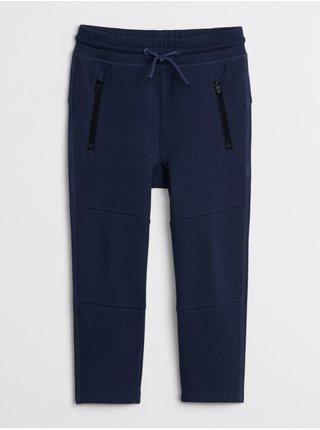 Modré chlapčenské nohavice GAP Fit