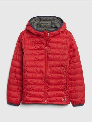 Červená chlapčenská bunda GAP