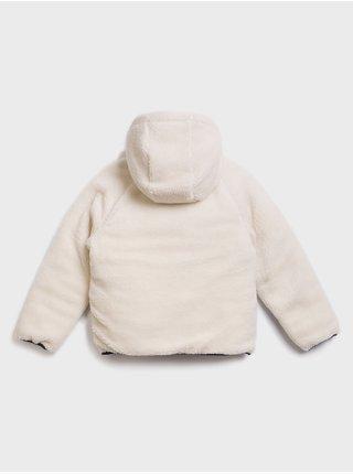 Béžová chlapčenská bunda GAP