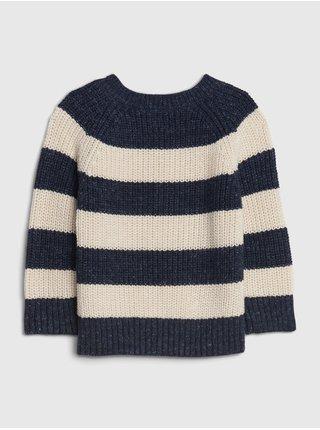 Béžový chlapčenský sveter GAP